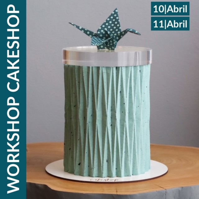 Workshop de Origami em Buttercream