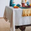 Mini cakestand terracotta
