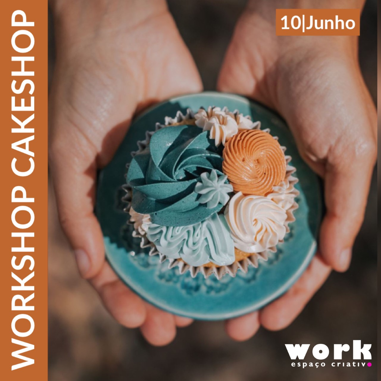 Workshop de Cupcakes